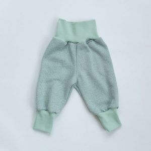 "Pumphose ""Stricksweat mint"""